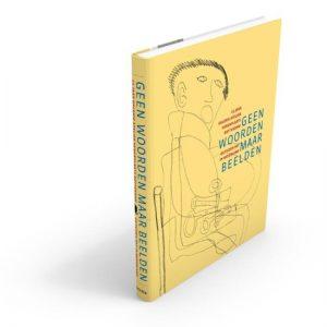 Boek outsider art, kunst, art brut, herenplaats chez freddy art & design Mies van der Perk