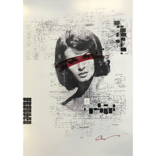 Charles Bruijn-Annex-Berger, Senta 01-70x100cm_ Chez_Freddy_galerie _haarlem