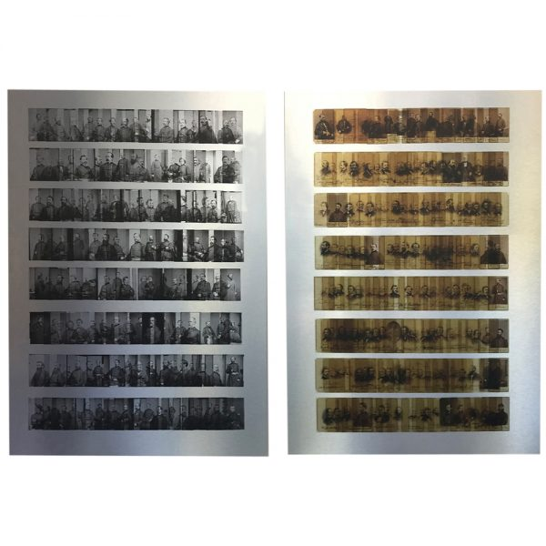 Charles Bruijn-North or South - South or North (SET OF 2)-70x100cm_galerie_chez_Freddy