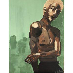 Eliane-The Dancer-60 x80cm _Chez _Freddy_Haarlemm