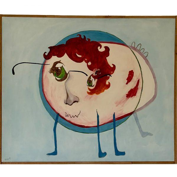 grietje-kilian-outsider-art-brut-flea-glass-self-portrait-chez-freddy-haarlem