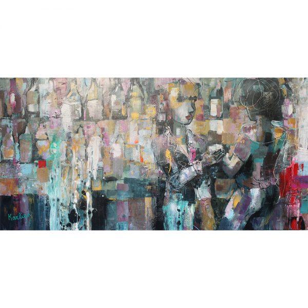 Karlien-kunstenaar-in-the-mix-chez-freddy-art-