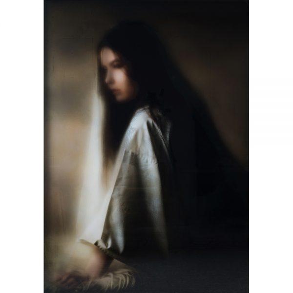 Kunstwerk Indya Morgana 1 van Titus Brein bij Chez Freddy art & design galerie