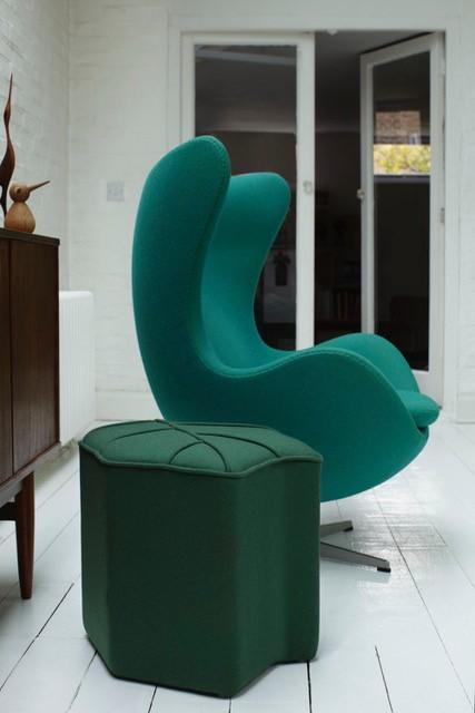 Leaf - Seat - groen - kruk - Chez - Freddy - Haarlem - interieur - Inspiratie