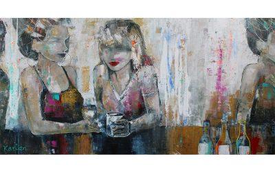 'In de Picture' met kunstenaar Karlien Kuperus