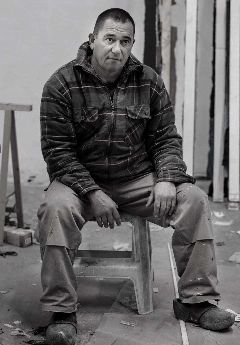Wilco Kwerreveld is kunstenaar van vogels bij Chez Freddy art & design.