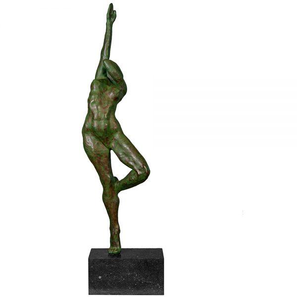Beeld Joris august Verdonkschot beeld beeldhouwer beeldend kunstenaar