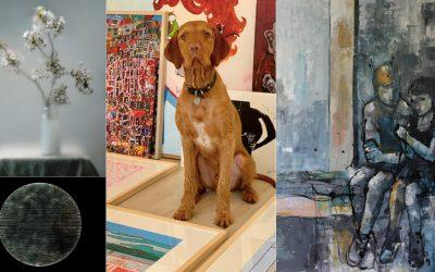 Nieuwe expositie 'Artavaganza' bij Chez Freddy in Haarlem